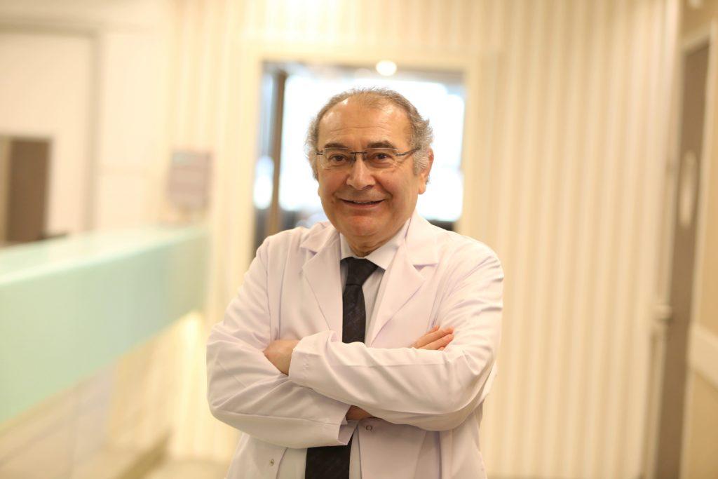 Üsküdar Üniversitesi Kurucu Rektörü, Psikiyatrist Prof. Dr. Nevzat Tarhan