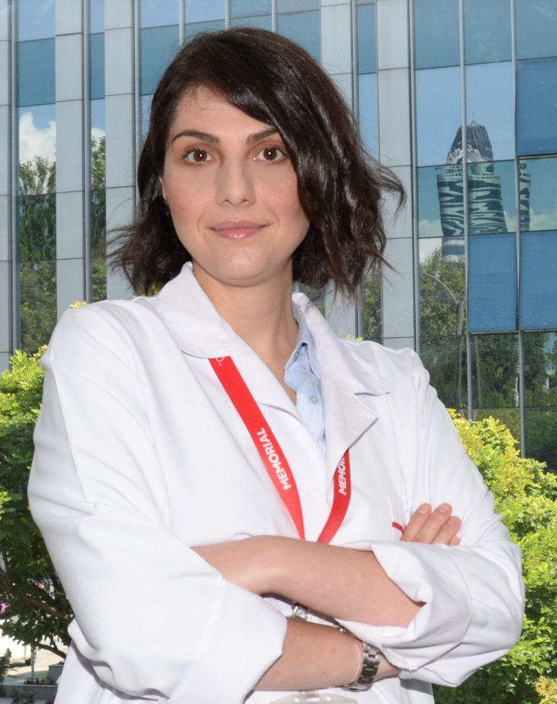 Memorial Etiler Tıp Merkezi Ağız ve Diş Sağlığı Bölümü'nden Dt. Hacer Esved Alireisoğlu