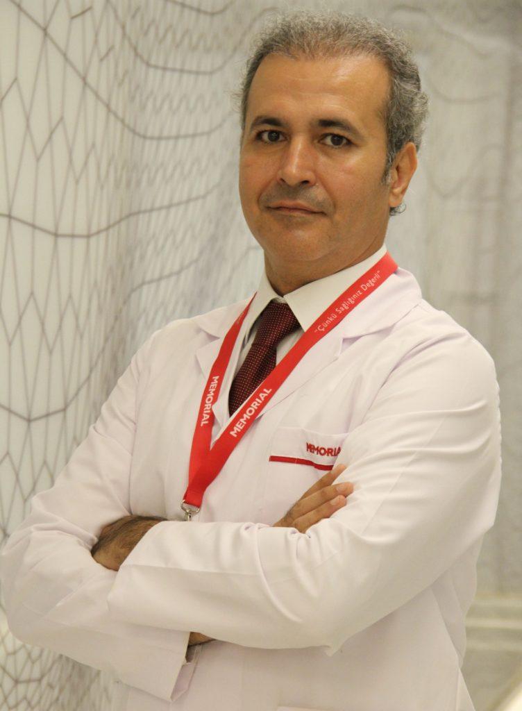 Memorial Ataşehir Hastanesi Fizik Tedavi ve Rehabilitasyon Bölümü'nden Prof. Dr. Mehmet Ali Taşkaynatan