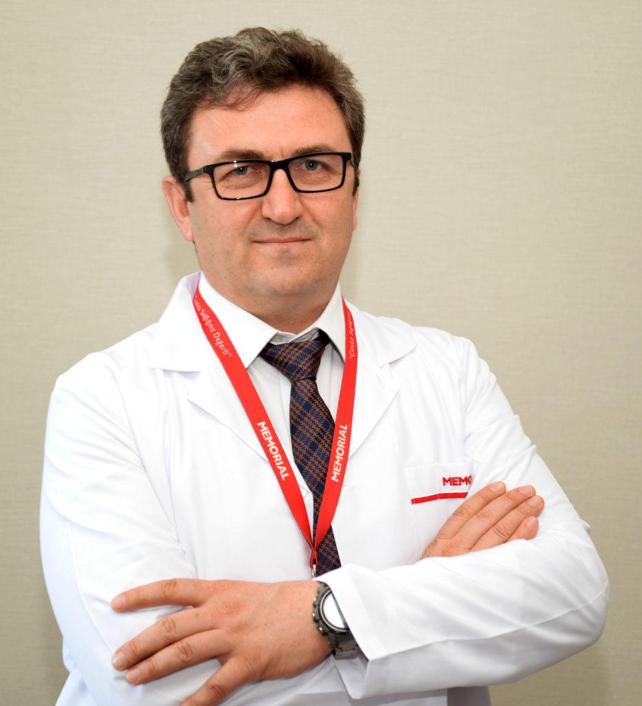 Memorial Hizmet Hastanesi Ortopedi Bölümü'nden Op. Dr. Selim Türkkan