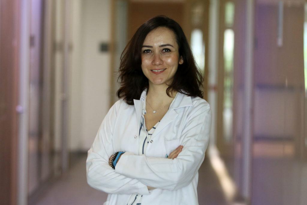 Üsküdar Üniversitesi NP Feneryolu Tıp Merkezi Fizyoterapist Zeynep Bahadır Ağce