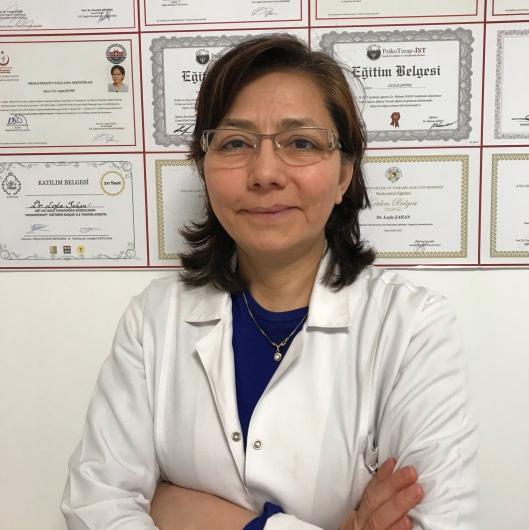 Dr. Öğr. Üyesi Leyla Şahan