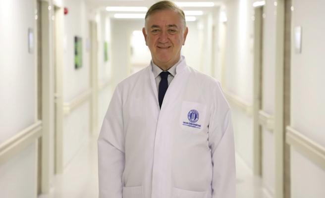 İstanbul Okan Üniversitesi Hastanesi Genel Cerrahi Uzmanı ve Organ Nakli Bölüm Başkanı Prof. Dr. Alp Gürkan