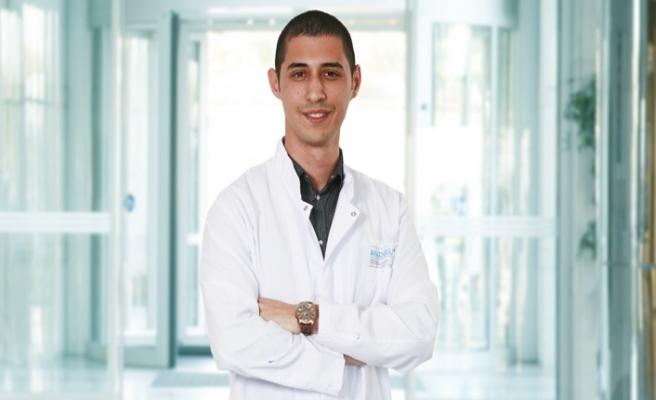 Anadolu Sağlık Merkezi Beslenme ve Diyet Uzmanı Ulaş Özdemir