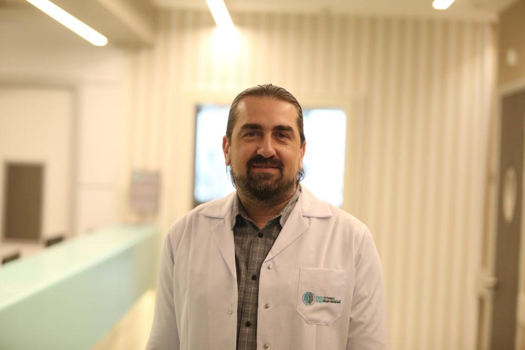 NPİSTANBUL Beyin Hastanesi Nöroloji Uzmanı Dr. Celal Salçini