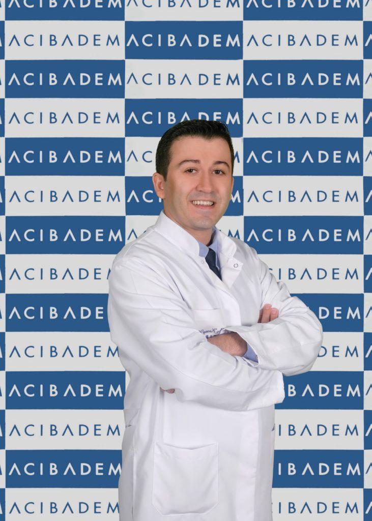 Acıbadem Altunizade Hastanesi Çocuk Sağlığı ve Hastalıkları Uzmanı Dr. Koray Hacıoğlu