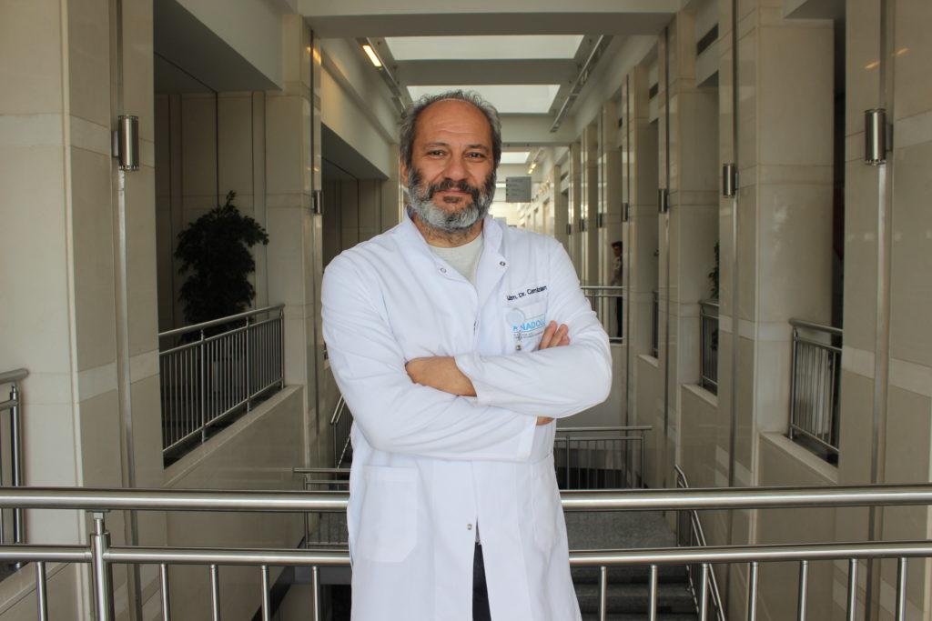 Anadolu Sağlık Merkezi Psikiyatri Uzmanı Dr. Cem Hızlan