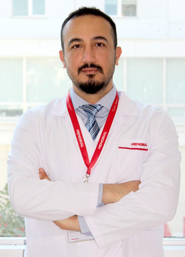 Memorial Etiler Tıp Merkezi'nden Uz. Dr. Haluk Mumcuoğlu