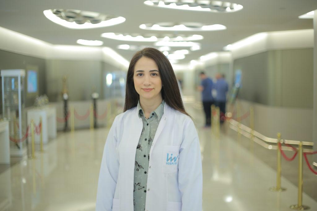 Liv Hospital Ulus Çocuk Psikoloğu Zeynep Sancak