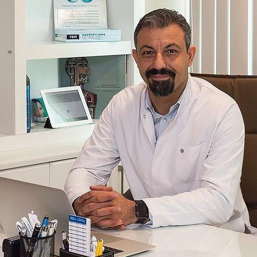 Batıgöz Sağlık Grubu'ndan Göz Sağlığı ve Hastalıkları Uzmanı Op. Dr. Murat Ün
