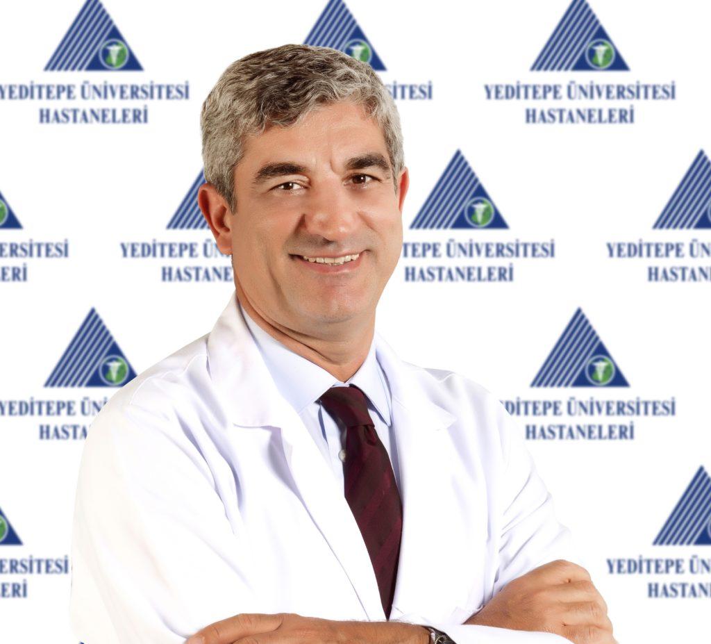Yeditepe Üniversitesi Hastaneleri Kardiyoloji Anabilim Dalı Başkanı Prof. Dr. Muzaffer Değertekin