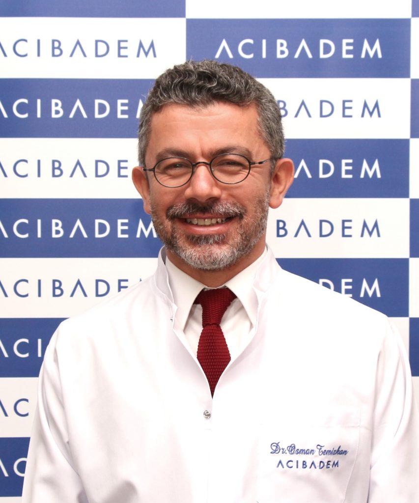Acıbadem Altunizade Hastanesi Kadın Hastalıkları ve Doğum Uzmanı Doç. Dr. Osman Temizkan