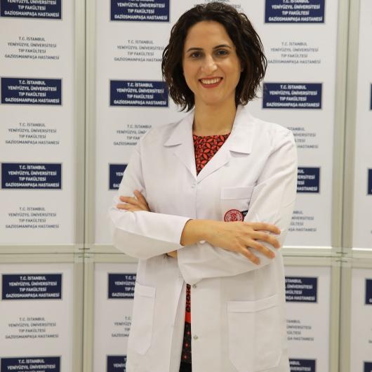 Doç. Dr. Meryem Kürek Eken