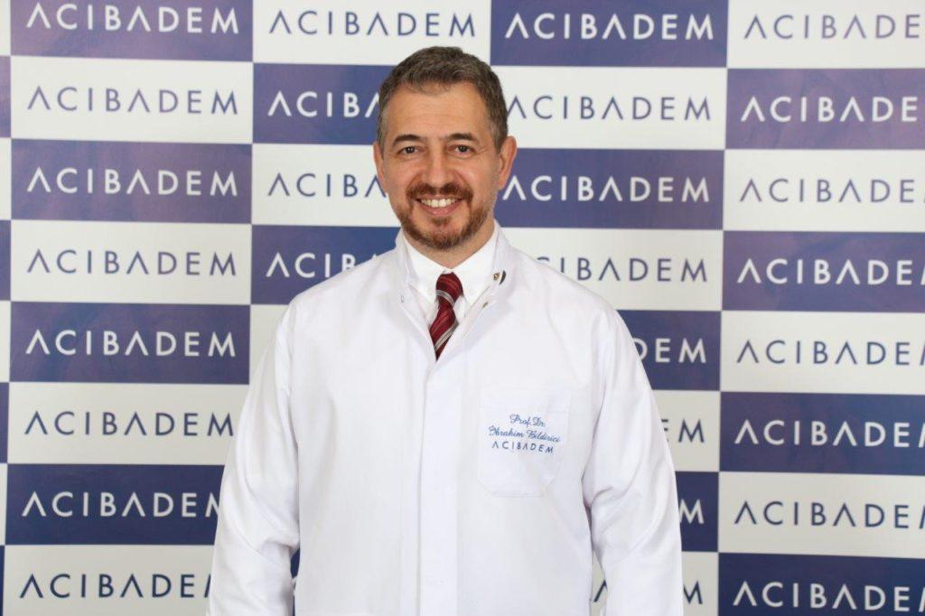 Acıbadem Maslak Hastanesi Kadın Hastalıkları ve Doğum / Perinatoloji Uzmanı Prof. Dr. İbrahim Bildirici