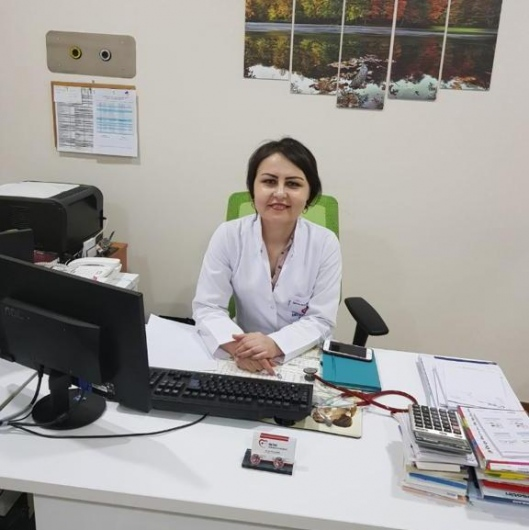Uzm. Dr. Pınar Genç